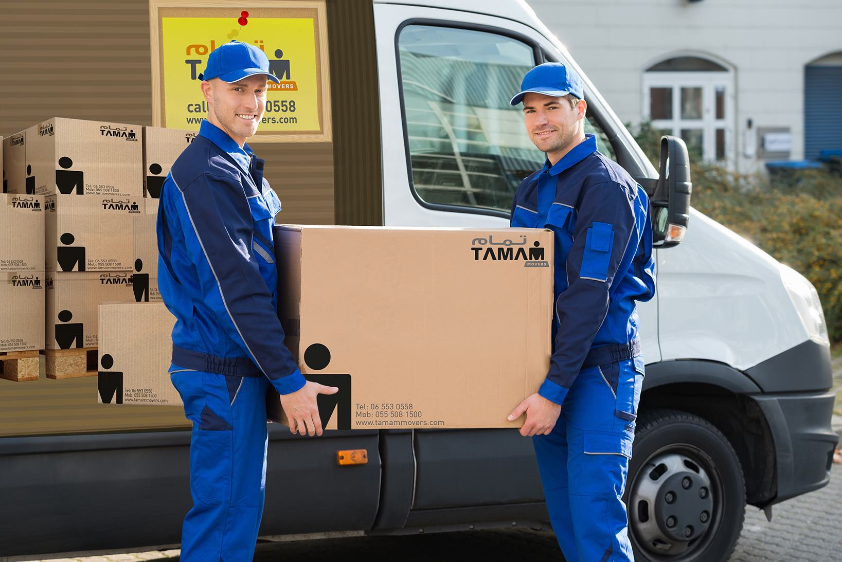 trusted movers and packers in Dubai