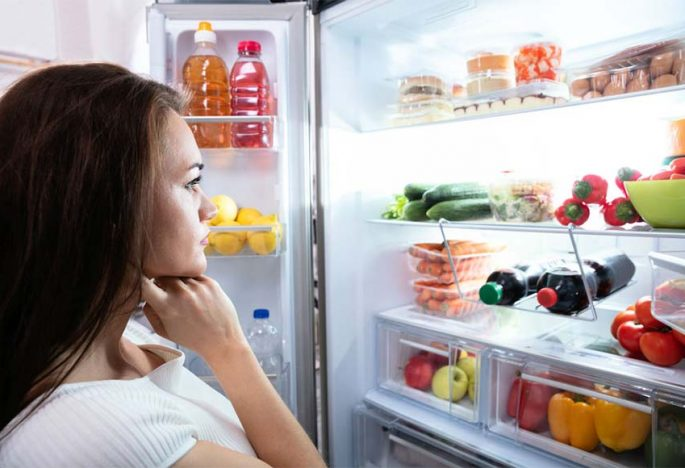 No More Wasting Food when Moving Home
