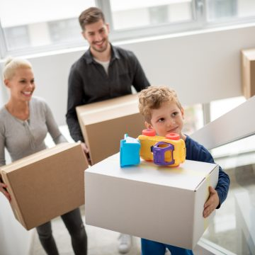 Preparing your Child for Home Move