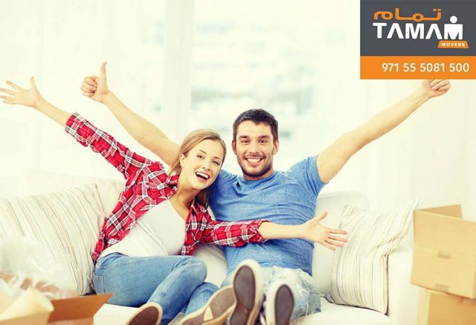 Tamam assures moving home with ease